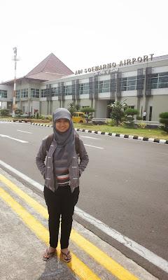 At Bandara Adi Soemarmo