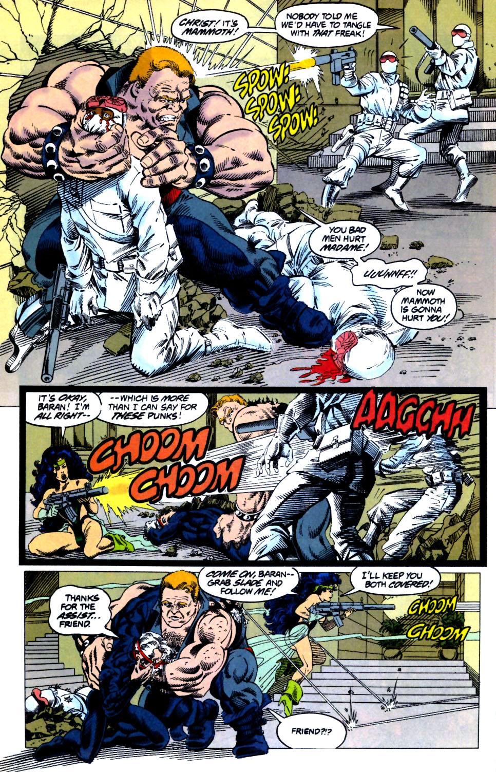 Deathstroke (1991) Issue #18 #23 - English 15