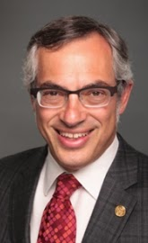 The Honourable Tony Clement, President of the Treasury Board.