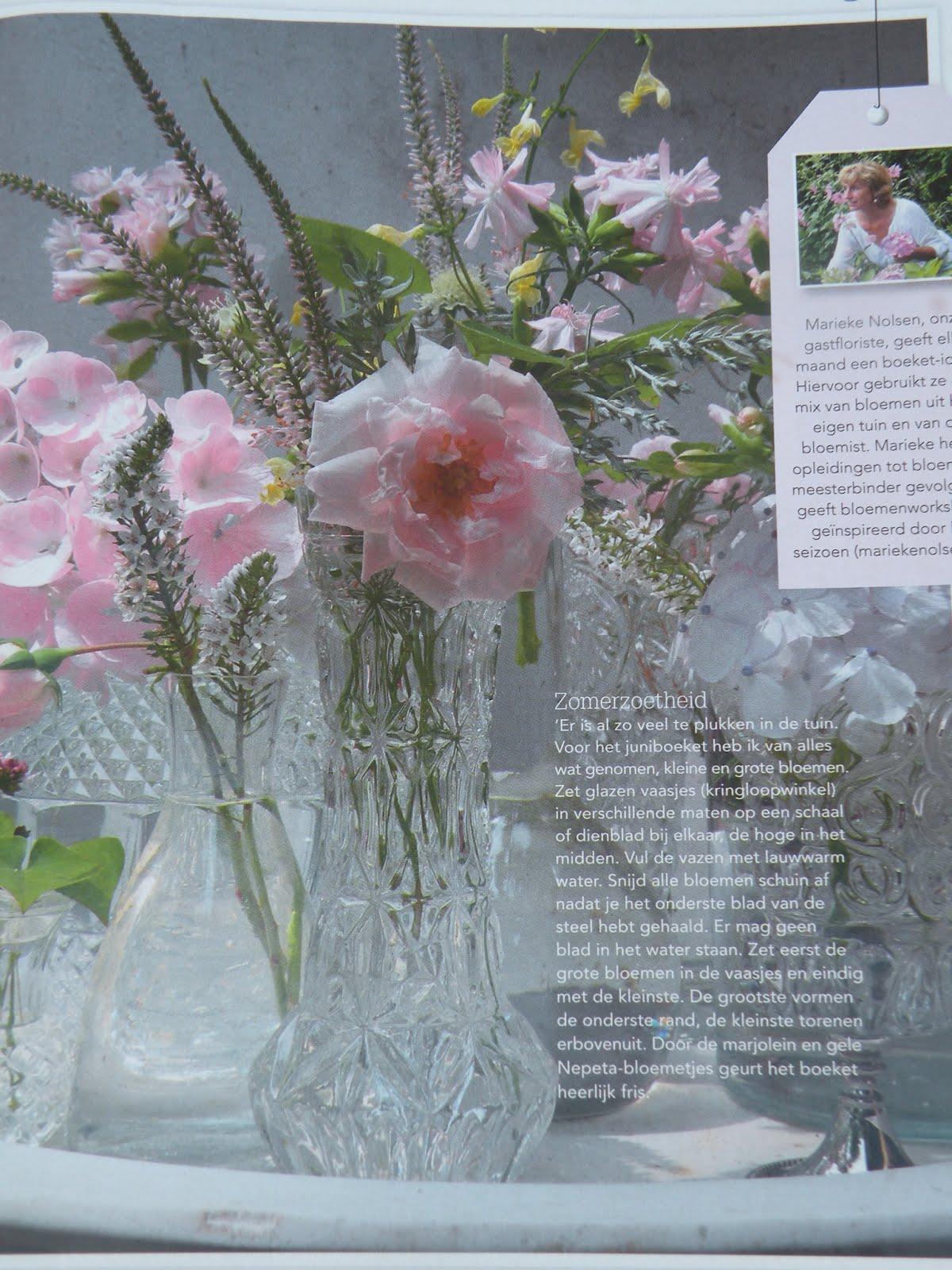 Tijdschrift: Home and Garden