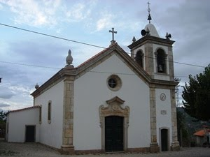 Igreja Paroquial de Tvora