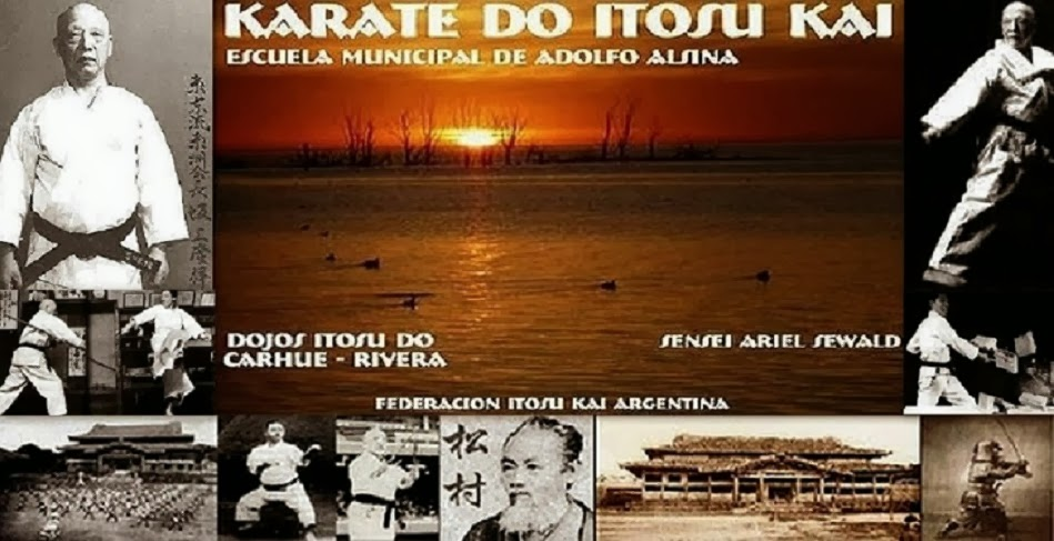 ESCUELA DE KARATE DO ITOSU KAI