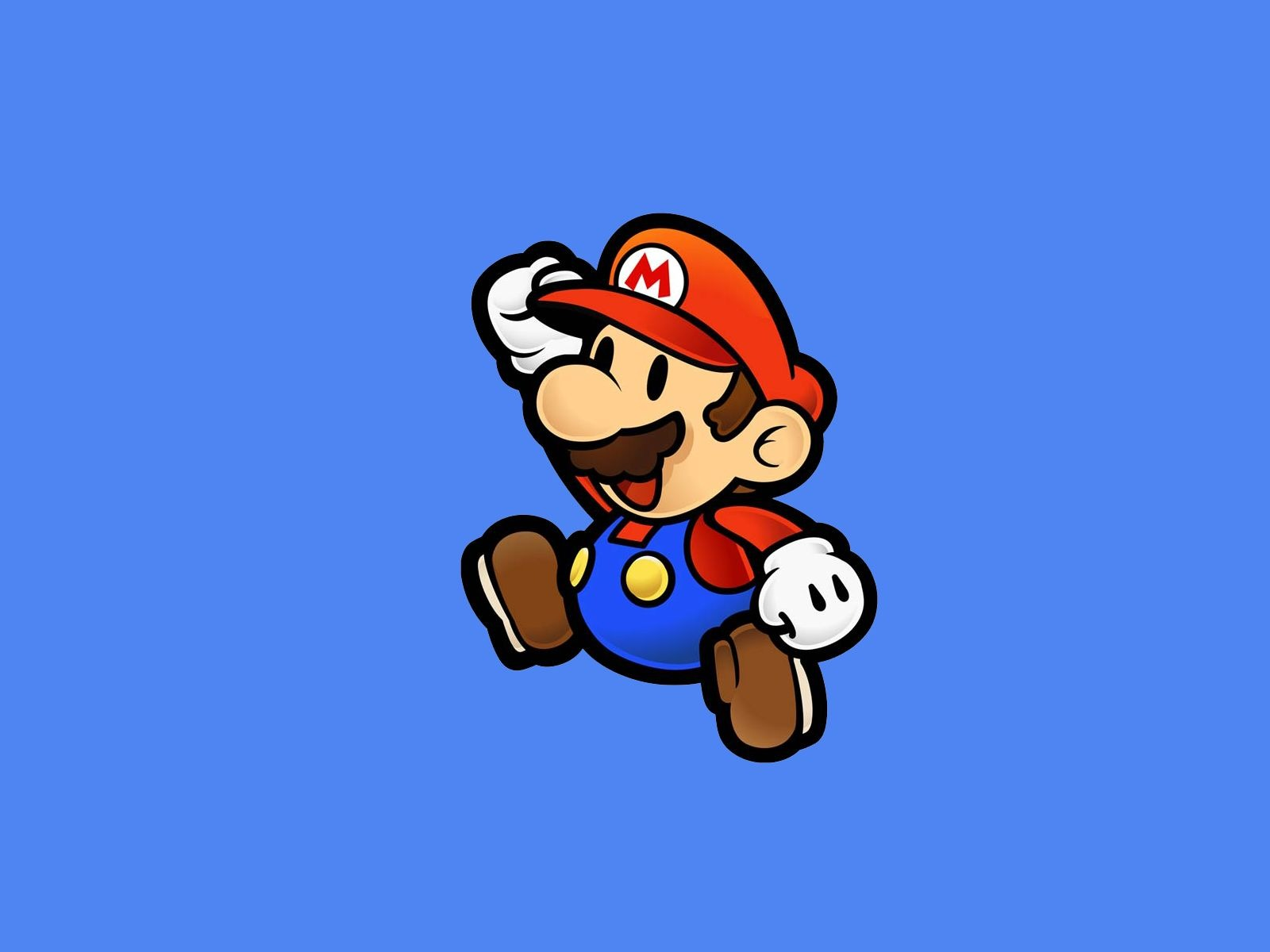 Super Mario HD & Widescreen Wallpaper 0.198093522087619