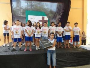 Escola Monteiro, de Mimoso do Sul (ES)