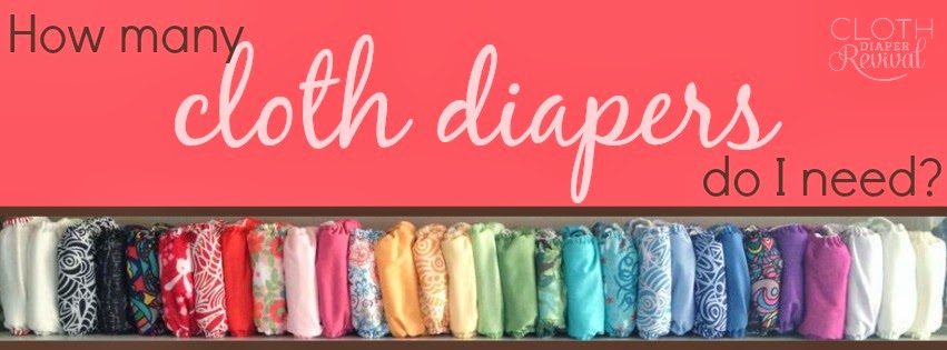 cloth diaper revival back to basics how many diapers do i need. Black Bedroom Furniture Sets. Home Design Ideas