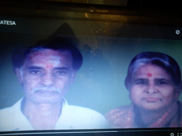 Huccha Venkat father and mother