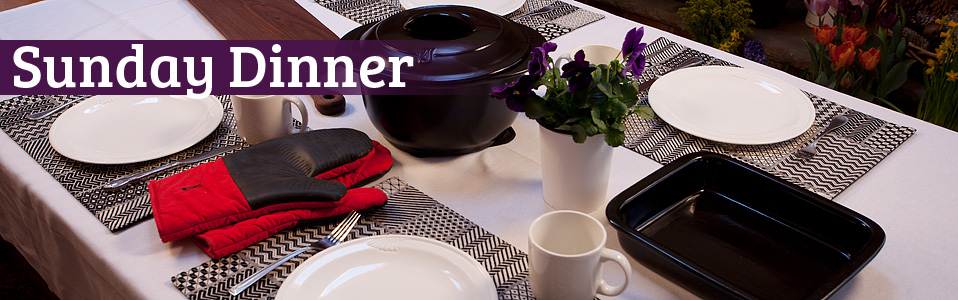 Sunday Dinners with Xtrema Cookware