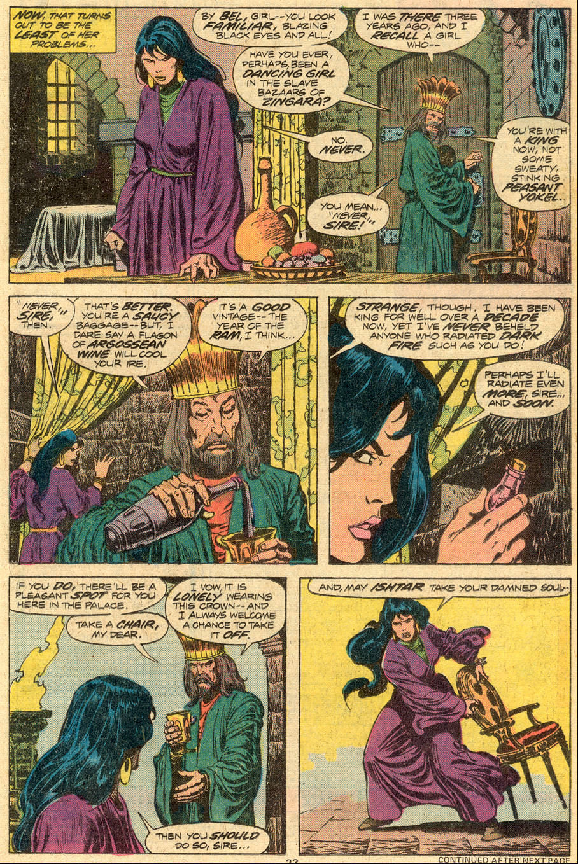 Conan the Barbarian (1970) Issue #72 #84 - English 14