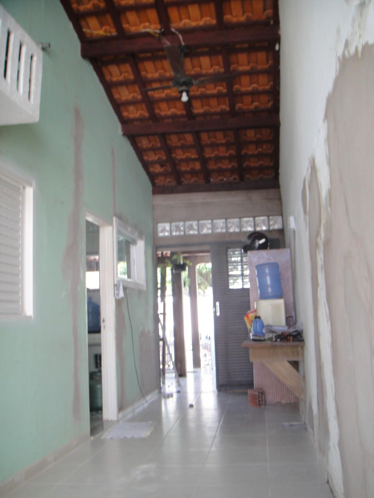 Arquitetura Projetos e Decoração: Reforma e Ampliação de  #6D3823 1200 1600
