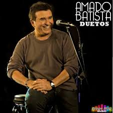 Capa do álbum Amado Batista – Duetos (2013)