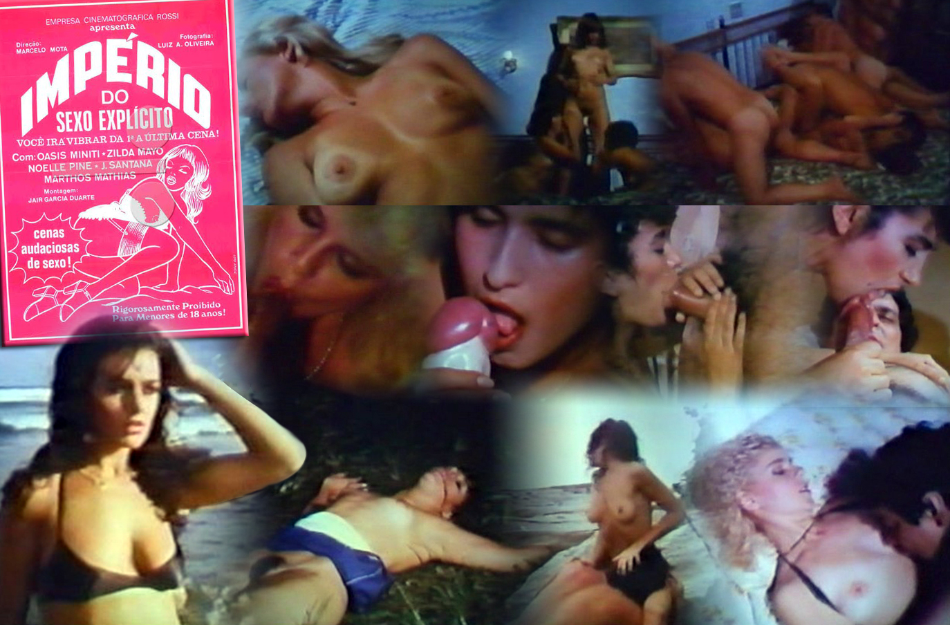 O Imperio do Sexo Explicito (1985)