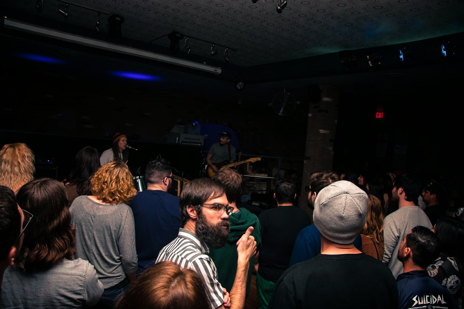 Strange Vine Was Able To Gather A Big Crowd For Their Show Last Friday At The Cellar Door But This Shouldnt Be Any Surprise Anyone With Good Ear And