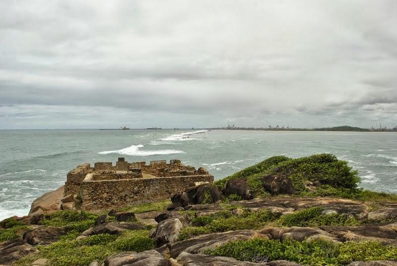 Castelo do Mar, Cabo de Santo Agostinho