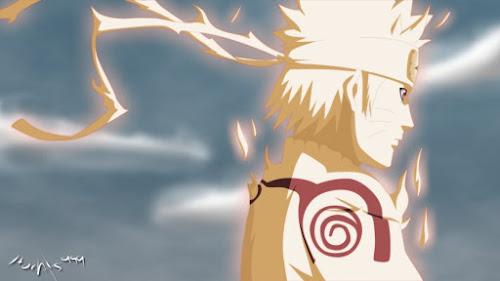 Uzumaki Naruto modo Chakra [NARUTO]
