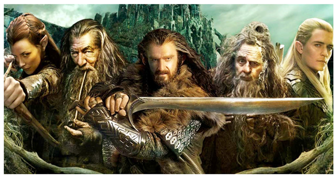 Sinopsis Film The Hobbit: The Battle of the Five Armies (2014)