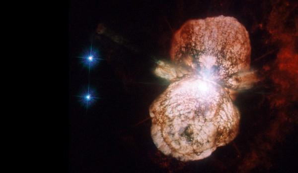 Supernova 'naciendo'