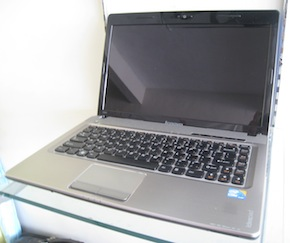 jual lenovo ideapad z460 core i3 (2nd)