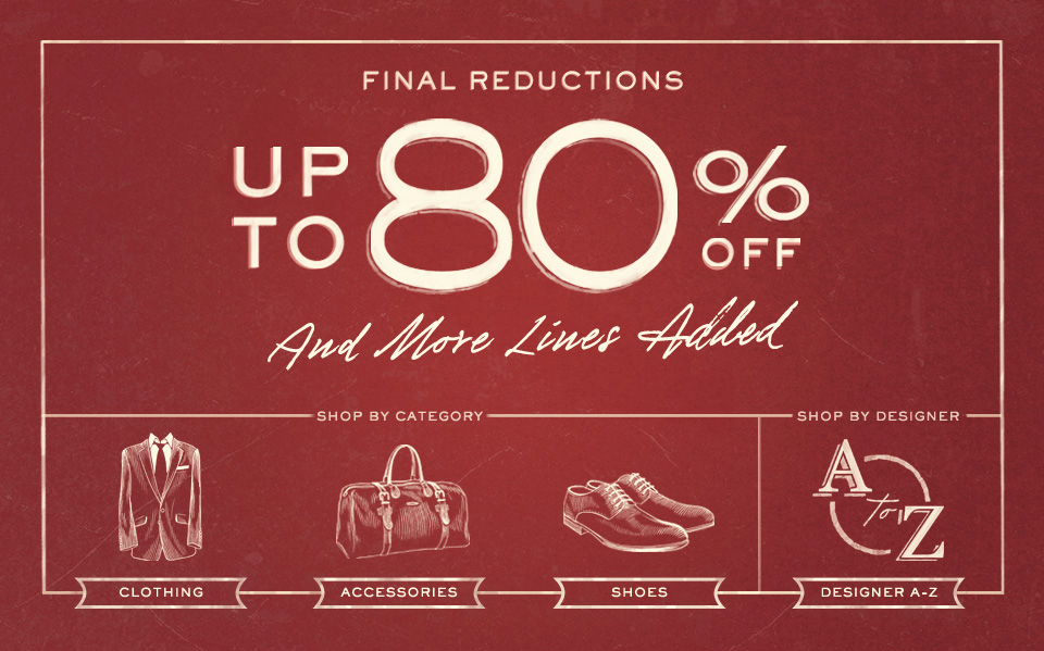 Redirecting - When does the mr porter sale start ...