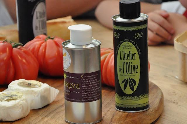 huile d'olives la fabresse