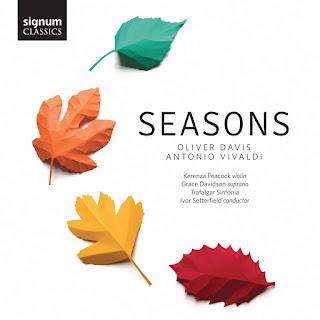 Seasons - Oliver Davis, Vivaldi