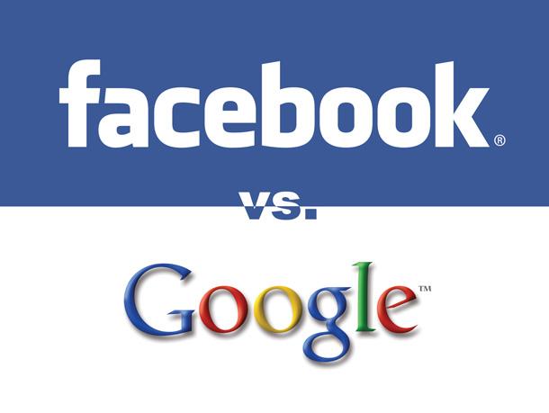 google vs facebook صراع شبكتين يا ترى من سيفوز...؟