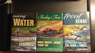 Moving Water; What, Where & When Trout Eat; What Trout See, Hear, & Smell;