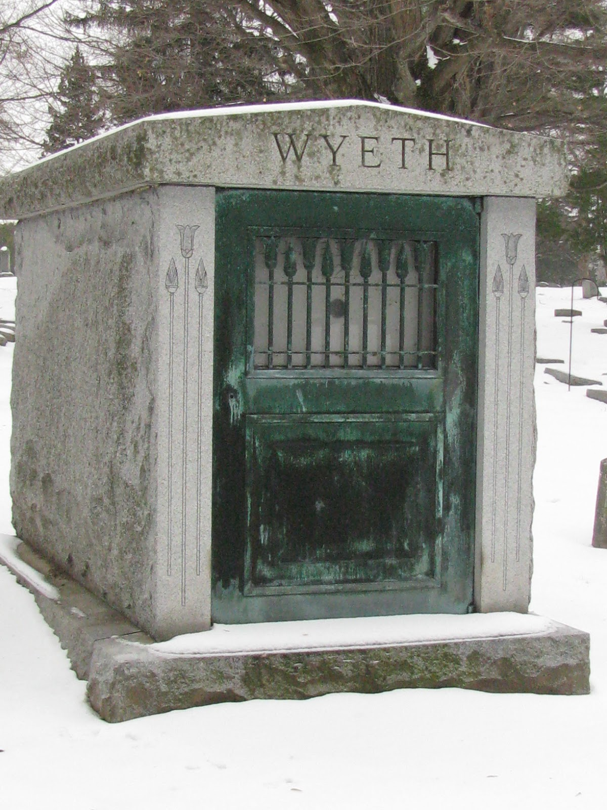 A Grave Interest Mausoleums Crypts And Tombs Oh My