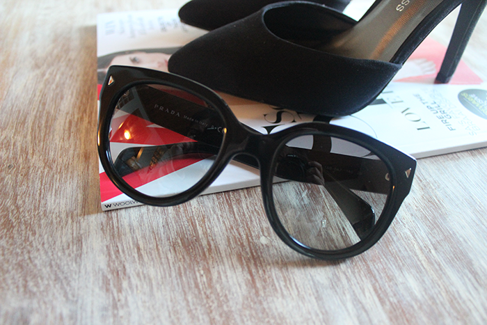 prada cat eye sunglasses, prada sunglasses, black prada cat eye sunglasses, prada, sunglass hut