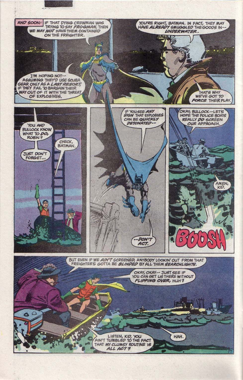 Detective Comics (1937) Issue #554 Page 9