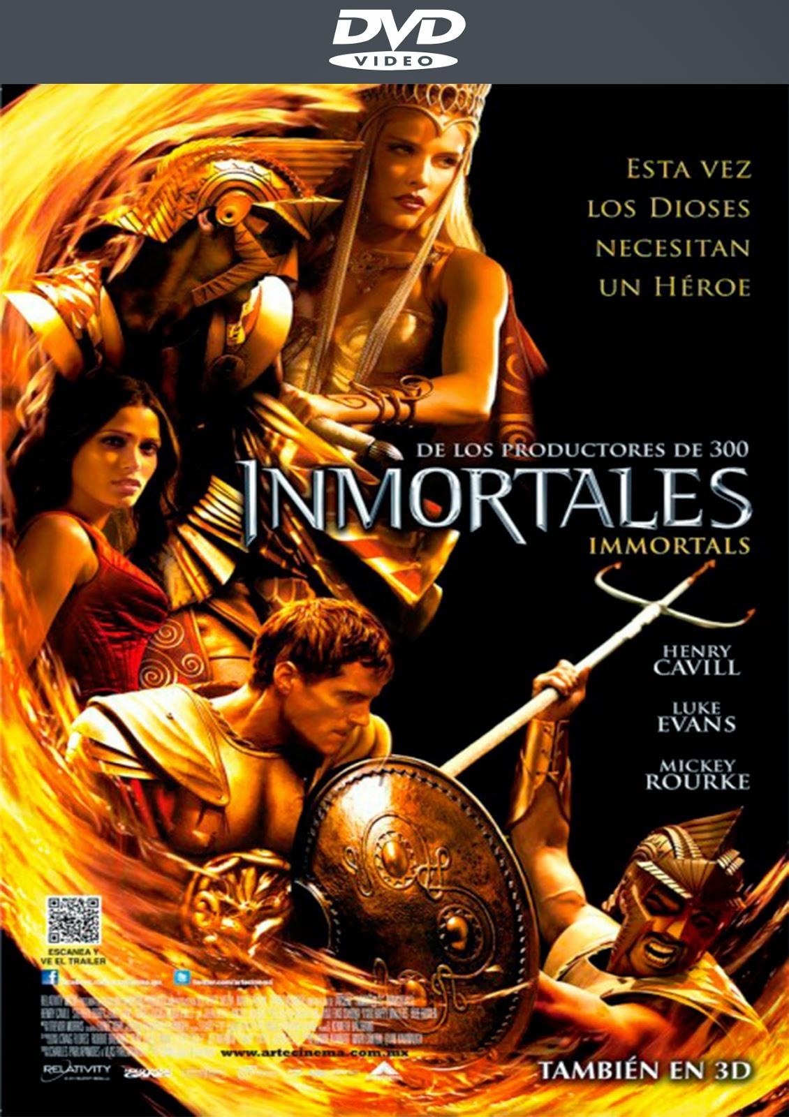 Inmortales [2011] [Latino/Ingles]