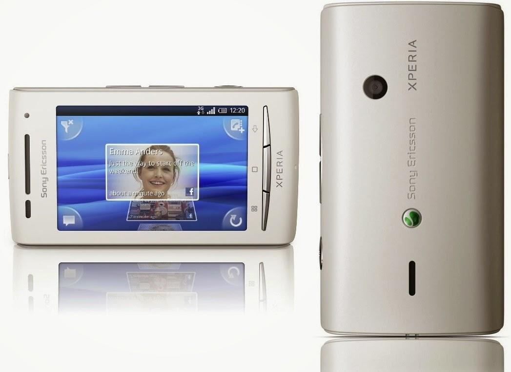 Kelebihan dan kekurangan Sony Xperia X8