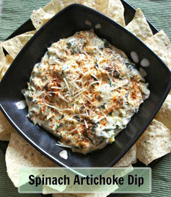 Slow Cooker Dips for the Holidays found on SlowCookerFromScratch.com