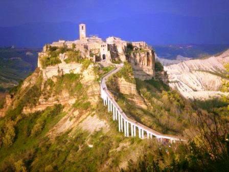 Urlaubreisen in Central Italie nahe Rom
