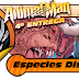 ANIMAL MAN: Especies Disidentes