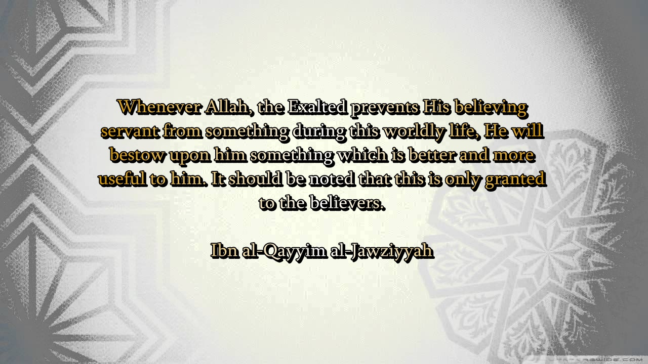 Islamic Quotes About Life Islamic Quotes  Ibn Alqayyim Aljawziyyah  Information About Islam