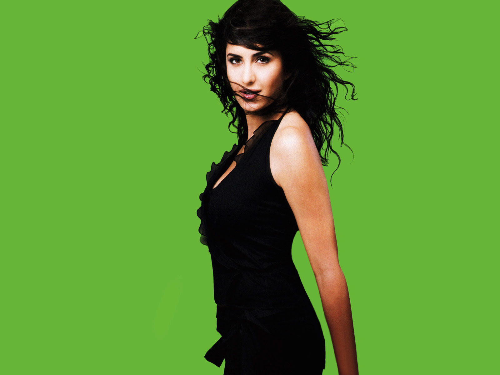 Free Photos: Katrina Kaif in Black Dress HD Wallpapers