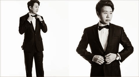 Ricky Ujung, Pedangdut Asal Korea