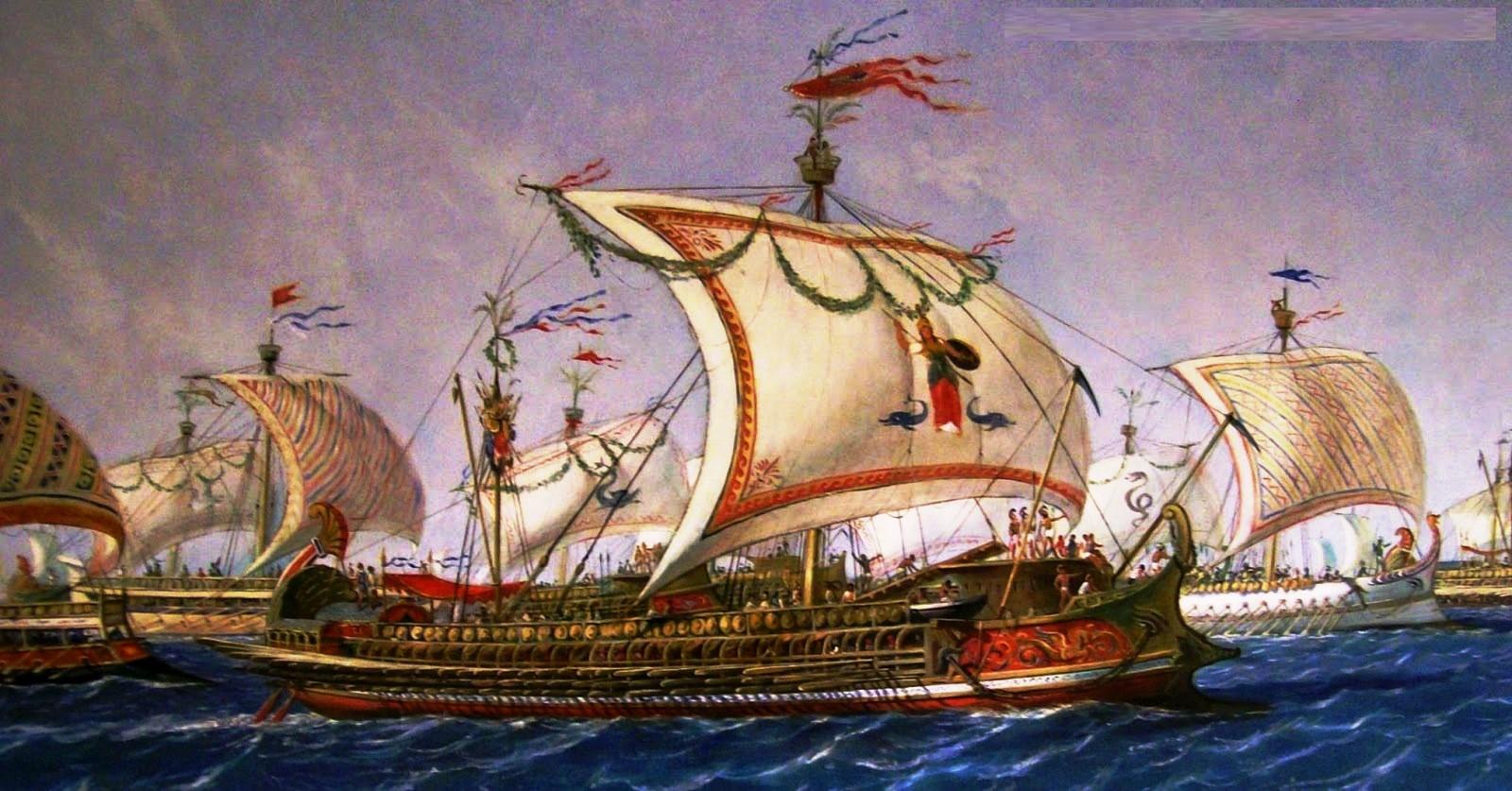 """""""Navegar es necesario..."""""""