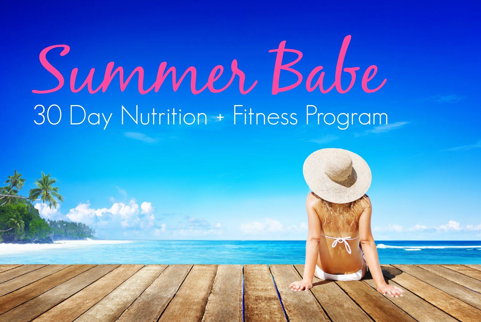 30 Day Summer Babe Program