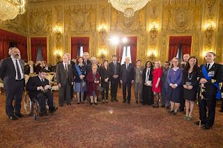 Il Presidente della repubblica Mattarella e il prof. Maurizio Fiasco