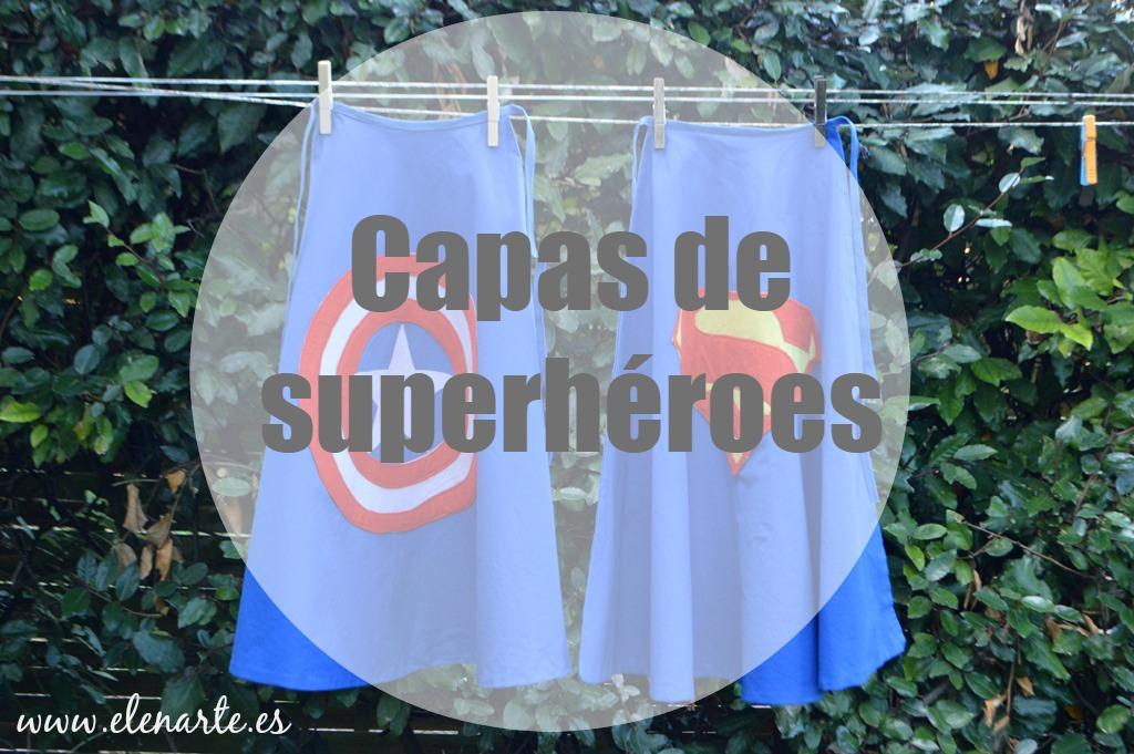 Como hacer capas de superhéroes