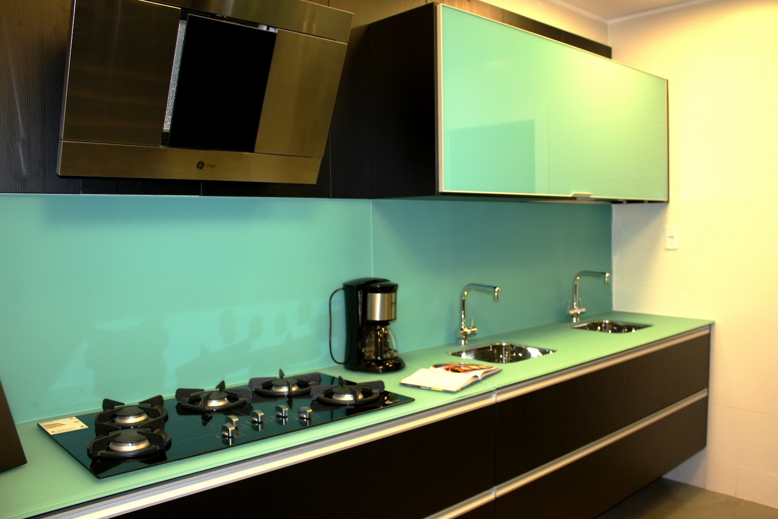 S³ ARQUITETURA E PLANEJAMENTO: Ambiente e as cores: cozinha #A4BC0F 1600x1067