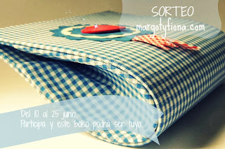 Sorteo de Margot & Fiona
