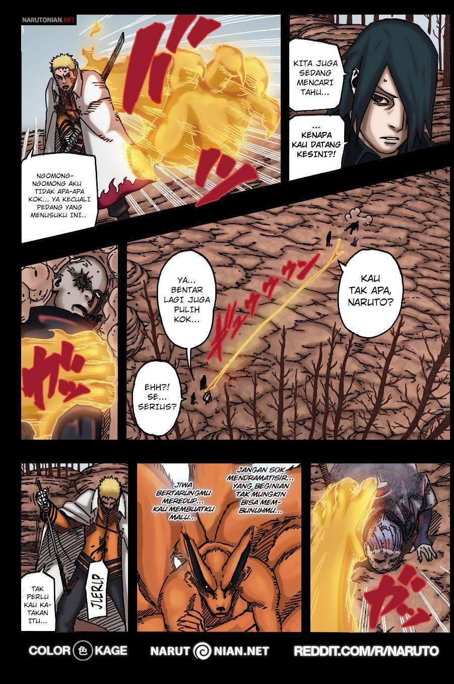 Dilarang COPAS - situs resmi www.mangacanblog.com - Komik naruto berwarna 706 - spesies yang tak berevolusi 707 Indonesia naruto berwarna 706 - spesies yang tak berevolusi Terbaru 14|Baca Manga Komik Indonesia|Mangacan