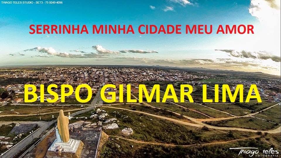 BISPO GILMAR LIMA