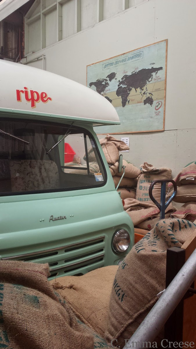 Ripe Coffee, Petone - an insiders peek at Wellington inde-coffee nirvana