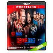WWE Survivor Series PPV  2017 720p Dual Latino Ingles