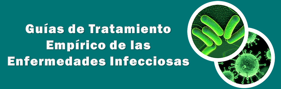 Guías de Tratamiento de las Enfermedades Infecciosas