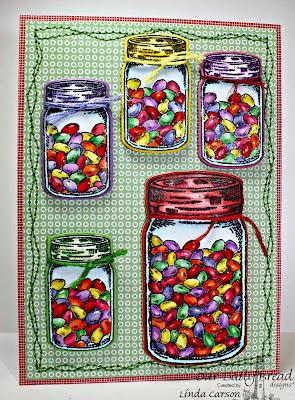 ODBD, Canning Jars, Canning Jars Fillers, Canning Jars Dies
