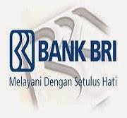 Loker Bank BRI - D3, S1, AO, FO, Mantri